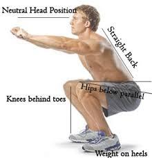 air-squat